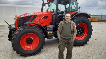 ZETOR CRYSTAL 170 HD míří do Vítkova